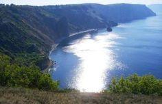 Crimea Coast Reflection