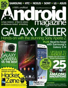 Android Magazine UK - Issue 22, 2013 (True PDF)