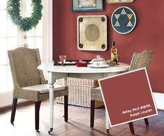 October-December 2012 Paint Colors | How To Decorate
