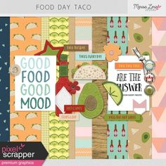 Food Day - Taco Mini Kit