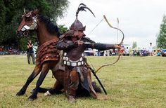 Magyar archer and his steed Mounted Archery, Early Middle Ages, Traditional Archery, Family Roots, Budapest, Martial Arts, Drake, Indiana, Horses