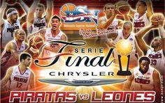 Serie Final  Piratas de Quebradillas vs Leones de Ponce