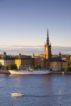 Stockholm, Sweden  by Jon Arnold