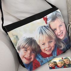 Picture It!© Photo Messenger Bag