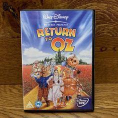 Disney& Return to Oz DVD Movie 2004 Fairuza Balk Children's Family adventure Fairuza Balk, Walt Disney Pictures, Family Adventure, Disney Movies, Children, Kids, Presents, Baseball Cards, Ebay