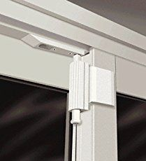 The Patio Door Guardian Lock will give you the peace of mind that your children will not be able to escape through your sliding doors around your home. Glass Door Lock, Sliding Glass Door, Sliding Doors, Glass Doors, Sliding Window Lock, Barn Doors, Home Security Tips, Home Security Systems, House Security