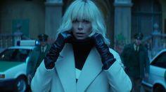 Atomic Blonde ofrece dos teasers tráilers
