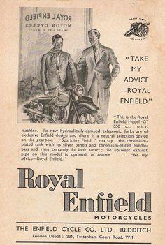 Royal Enfield c1947