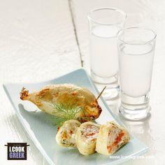 Δείτε τη συνταγή τους Sea Food, Grilling, Food And Drink, Seafood, Crickets, Backen, Grill Party