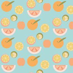 fruity fabric by gemmacosgrove-ball on Spoonflower - custom fabric
