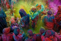 Festival of Colors!