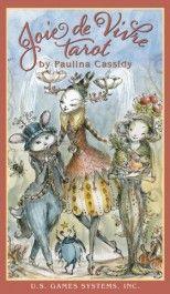 From Paulina Cassidy, Joie de Vivre Tarot