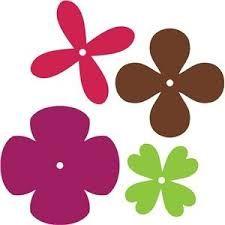 Risultati immagini per flower silhouette design store