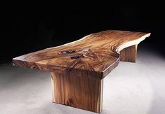 Chamcha Wood Dining Table... AMAZING