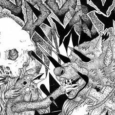 brutalgera: Rabujos - Quatro Mil Corpos (2015), Grindcore