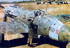 Macchi C.202, MM 2948, 168-11, 168ª Squadriglia, 54° Stormo CT, c.1943
