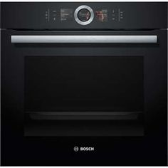 Bosch HBG656RB1B Electric Single Oven Black