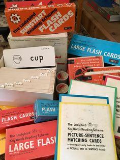 Ladybird Books, Teaching Reading, Book Design, Nostalgia, Language, Words, School, Speech And Language, Schools
