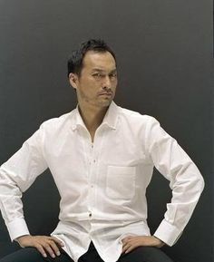 Ken Watanabe - another charming dude