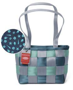 7cedc05cdb3e Harveys Seatbelt Bags - LTD Medium Tote She Sells Seashells by the Seashore
