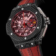 My next watch Ferrari by Hublot