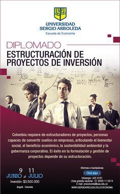 #NOVOCLICK esta con @USergioArboleda #Diplomado  Estructuración de proyectos de inversión