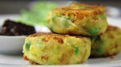 Indian Potato Patties | Aloo Ki Tikki  Recipe Text | Rouxbe Cooking School