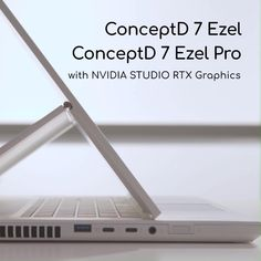 A one stop laptop for all your creative needs. The ConceptD 7 Ezel's PANTONE® Validated 4K UHD display and multiple display modes are ideal for professional graphic artists who want to be able to sketch, finalize and present on one device. Whether at home or on the go, experience the freedom of being able to create whenever the moment strikes with its NVIDIA® GeForce® RTX 2080 SUPER™ with Max-Q Design.