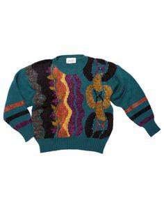 Love ugly sweaters? Channel Mr. Cosby on R29 Shops! @Liz Allen