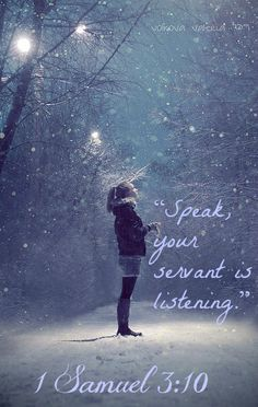 Yes, Father we are listening..we are Your servants..Praise You Most Holy Father~~