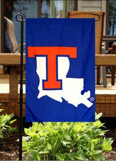 c25e26984 Louisiana Tech Bulldogs Garden Flag Louisiana Tech