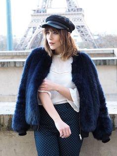 #MyRedoute In Paris (Pages By Megan)