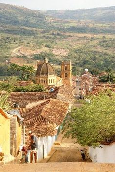 Barichara Best of Barichara, Colombia Tourism - Tripadvisor Beautiful Places In The World, Places Around The World, Oh The Places You'll Go, Places To Travel, Around The Worlds, Ushuaia, Colombia Tourism, Cities, Vacation Trips