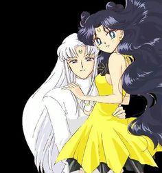 Sailor Moon / luna and Artimis