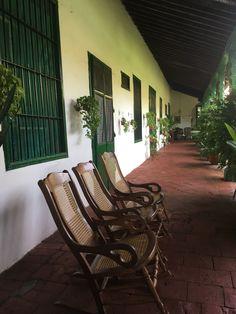 Outdoor Chairs, Outdoor Furniture, Outdoor Decor, Sun Lounger, Home Decor, Santa Cruz, Cities, Chaise Longue, Decoration Home