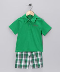 I love plaid shorts!   $21.99 by Kenneth Cole