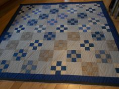 OS Quilt - back from the Long-arm
