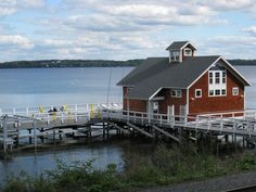 Bozzuto Boathouse (Hobart & William Smith)