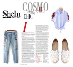 """Shein 7/10"" by zina1002 ❤ liked on Polyvore"
