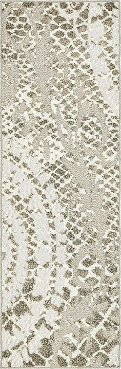 Tabatha Cream Indoor/Outdoor Area Rug