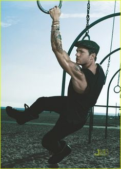 Ryan Phillippe ~ Cruel Intentions was a game changer!