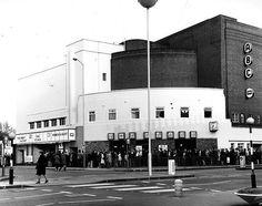 ABC Cinema in Wolverhampton Abc Cinema, Wolverhampton, West Midlands, Nostalgia, Public, Street View, Country, City, Places