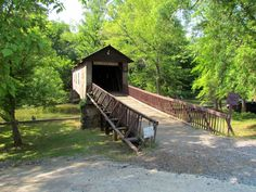 covered bridges | Covered Bridges in the State of Alabama - Travel Photos by Galen R ...
