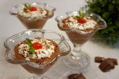 Mousse fácil de chocolate | Receitas e Temperos