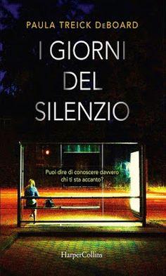 Leggere In Silenzio: ANTEPRIMA #6 : I Giorni del Silenzio di Paula Trei...