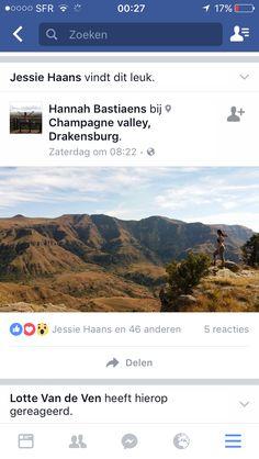 Champagne Valley  - Drakensburg, Zuid-Afrika