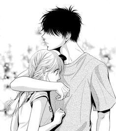 Anime Couple Kiss, Manga Couple, Anime Couples Manga, Manga Anime, Cute Couple Drawings, Cute Couple Art, Romantic Anime Couples, Cute Anime Couples, Cute Romance