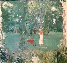 Edouard Vuillard Etude pour la Comédie du Palais de Chaillot