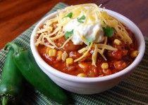 Gonna Want Seconds - The BEST Turkey Chili