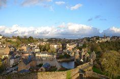 Fougères in Bretagne  www.arttrip.it/fougeres-cera-una-volta-un-castello/